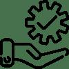 icon efficiente black