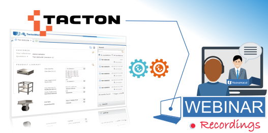 webinar tacton on demand