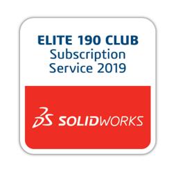 elite 190 SOLIDWORKS